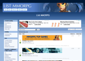 Listmmorpg.com thumbnail