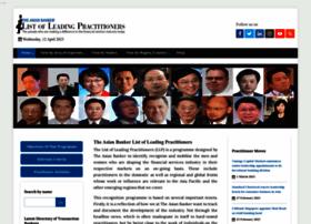 Listofleadingpractitioners.theasianbanker.com thumbnail