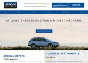 Litchfieldauto.net thumbnail
