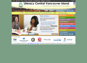 Literacycentralvi.org thumbnail