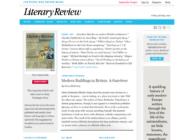 Literaryreview.co.uk thumbnail