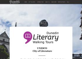 Literarytours.nz thumbnail