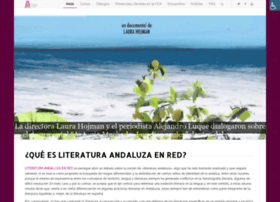 Literaturaandaluzaenred.com thumbnail