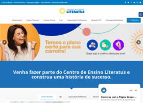 Literatus.edu.br thumbnail