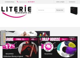 Literie-discount.ch thumbnail