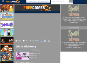 Littlealchemy.games thumbnail