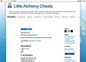 Little Alchemy A To Z