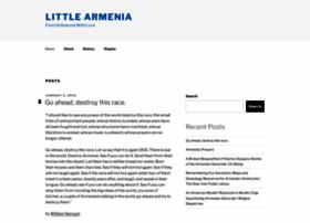Littlearmenia.com thumbnail