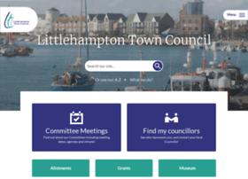 Littlehampton-tc.gov.uk thumbnail