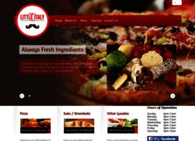 Littleitalypizza.co thumbnail