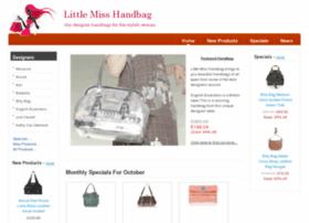 Littlemisshandbag.co.uk thumbnail