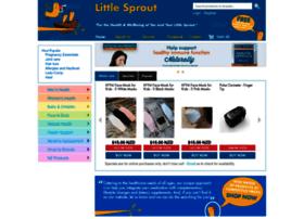 Littlesprout.co.nz thumbnail