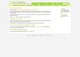 Live-sudoku.com thumbnail