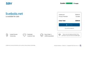 Livebola.net thumbnail