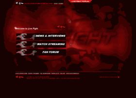 Livefight.com thumbnail