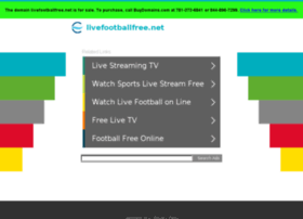Livefootballfree.net thumbnail