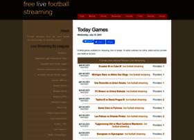 Livefootballstreaming247.com thumbnail