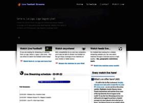 Livefootballstreams.net thumbnail