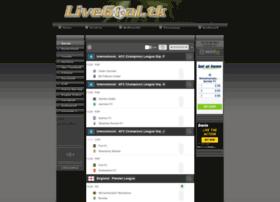 Livegoal.tk thumbnail