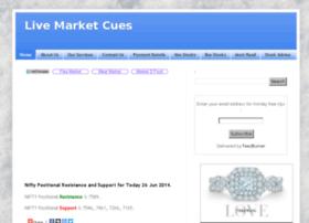 Livemarketcues.com thumbnail