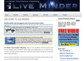Liveminderconnect.com thumbnail
