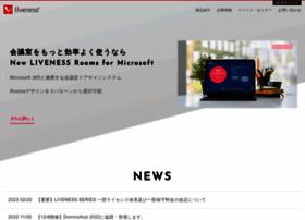 Liveness.co.jp thumbnail