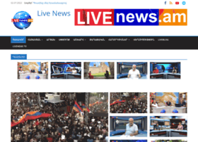 Livenews.am thumbnail