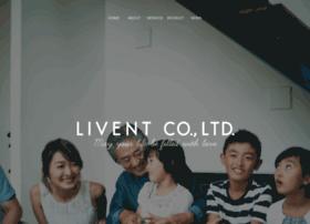 Livent.co.jp thumbnail