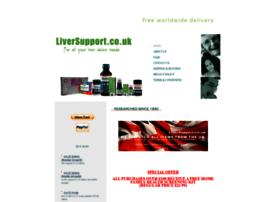 Liversupport.co.uk thumbnail