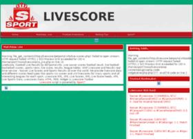 Livescore.betportal.info thumbnail