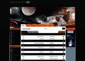 Livescore.sx thumbnail
