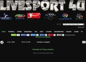 Livesport4u.com thumbnail