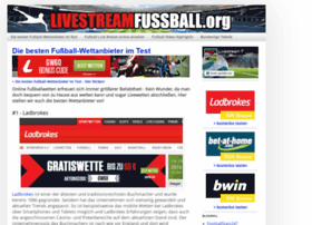 Livestreamfussball.org thumbnail