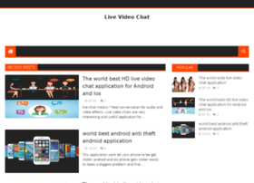 Livevideochat.in thumbnail
