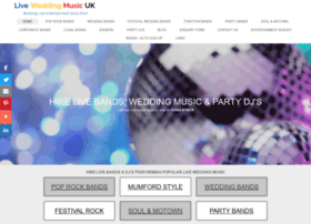 Liveweddingmusic.co.uk thumbnail