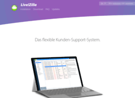 Livezilla.de thumbnail