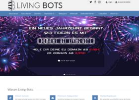 Living-bots.net thumbnail