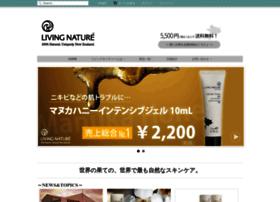 Livingnature.info thumbnail