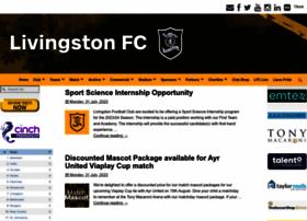 Livingstonfc.co.uk thumbnail