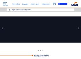 Livrariasenac.com.br thumbnail