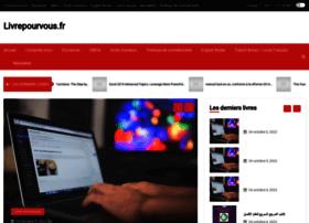Livrepourvous.fr thumbnail