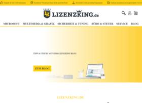 Lizenzking.de thumbnail