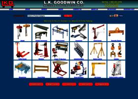 Lkgoodwin.com thumbnail