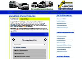 Lkw-versicherungsvergleich.de thumbnail