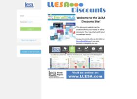 Llesa.benefithub.com thumbnail