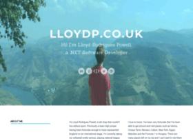 Lloydp.co.uk thumbnail