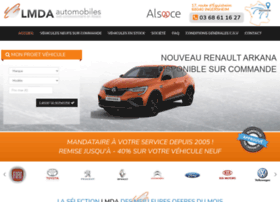Lmda-automobiles.fr thumbnail