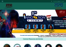 Lms.itmuniversity.ac.in thumbnail