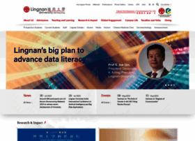 Ln.edu.hk thumbnail