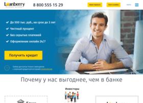 Loanberry.ru thumbnail